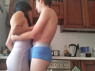 amateur unsorted Russian mature mom and boy