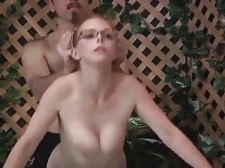 close-up cumshot Dad gives not daughter sex education WF