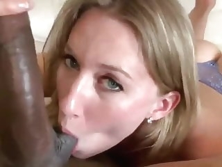 blowjob creampie My Sexy Wife